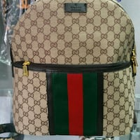 brown and black Gucci backpack Sacramento, 95842
