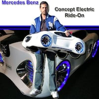 Mercedes Benz Of Anaheim >> Used Mercedes Benz Concept White Electric Ride-On Toy S for sale in Los Angeles - letgo