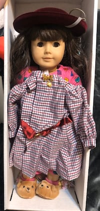 Original American Girl Doll Samantha
