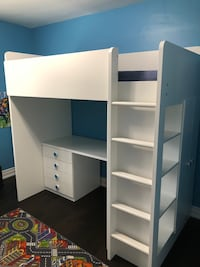 Loft bed, bunk bed, kid bed Toronto, M6M 4H6