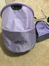 purple and black pet carrier Rockville, 20850