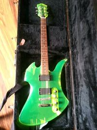 rare 1999 acrylic bc rich mocking bird gui Minneapolis, 55428