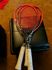 3 Used Head Prestige MP 98 Tennis Rackets Brookeville, 20833