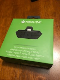 Xbox One Stereo Headset Adapter 2246 mi