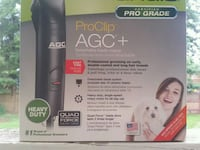Pro dog grooming kit used once paid $220 Abbotsford, V2T 3B2