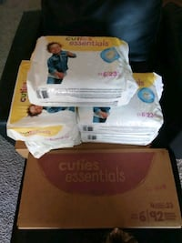 Baby diapers size 6 toddler Alexandria, 22303