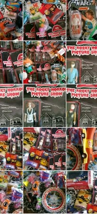 AWESOME LOT OF VINTAGE EXTREMELY RARE NEW TOYS  San Bernardino, 92407