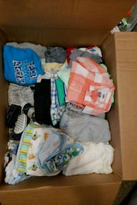 Misc baby clothes 0-18 months Buffalo, 14223