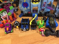 Huge Imaginex Batman Toy Lot null, N3Y 5N1