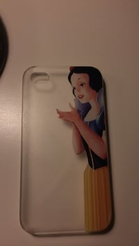 Custodia stampata per iPhone Sleeping Beauty Bitritto, 70020