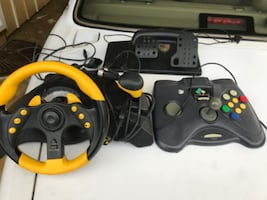 Make offer /Mad catz racing wheel $130