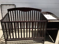 Baby Crib and Changer combo Whittier, 90606