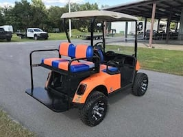!! Runs and drives excellent_Golf Cart by Ez Go !!