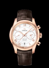Omega Co-Axial Deville 42 MM Rose Gold - Brand New Condition,Warrantee New York, 11249