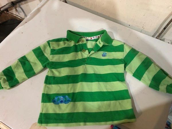Used 4t Blues Clues Steve Shirt Perrysburg 75795 Meet For Sale In