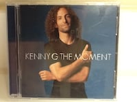 KENNY G CD - The Moment - Smooth Jazz 1996