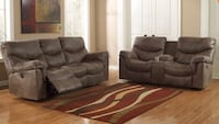 BIGSALE Reclining sofa or Reclining loveseat by ashley furniture  Jacksonville, 32246