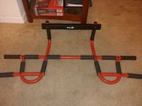 Exercise pull up bar Cary