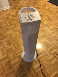 Oscillating Tower Fan Mississauga, L5A 1A8