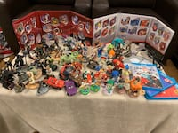 WOW!  HUGE LOT Disney Infinity 1, 2 & 3 for Wii U Mississauga, L4Y 3G5