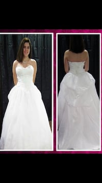Pearl wedding dress  Springwater, L0L