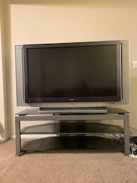 55 inch TV and Tv stand for sale Sterling, 20165