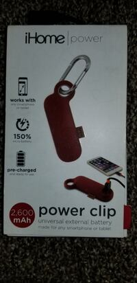 IHome Power Clip, great charging