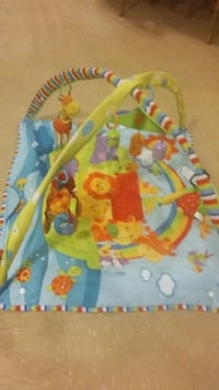 baby's multicolored activity gym Fort Erie, L2A 2C6