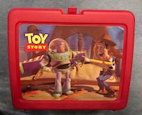 Thermos Lunch Box Toy Story from the 90's