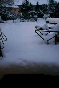 Residential snow removal Surrey