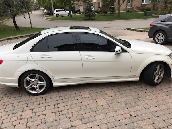 Mercedes Benz- C250 - 2012 - 4Matic - AMG Package