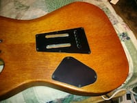 Us masters guitar works vector made in. Usa. Kelso, 98626