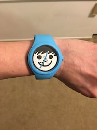 NEFF RUBBER WATCH! Indianapolis, 46204