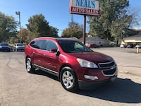 Chevrolet-Traverse-2011 Louisville