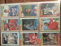 74 baseball player trading cards Newton, 07826
