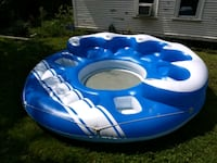 Five person inflatable party raft Manchester