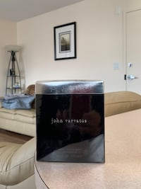 BRAND NEW IN SEALED BOX MENS JOHN VARVATOS EAU DE TOILETTE 100 ml