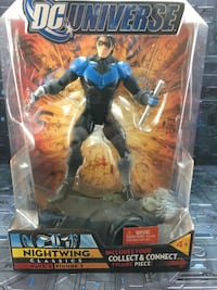 Nightwing (Escrima sticks) DC Universe Richmond