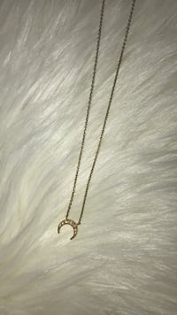 Gold and white opal pendant (originally paid $140 ) Annandale, 22003