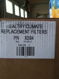new Healthy Climate replacement filter Vaughan, L4L 9R7