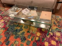 Glass coffee table Jersey City, 07302