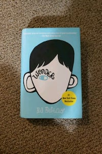 """Wonder"" book Santa Ana, 92704"