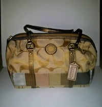 NEW (WITH TAGS) COACH PURSE Chantilly