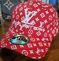 LV, GG and BB hats (snapbacks)