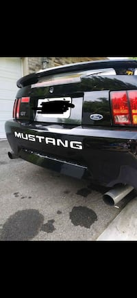 Ford - Mustang - 2001 Saint Louis