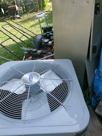 Used AC condenser with electric air handler Center Point, 35215