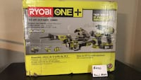 Ryobi One 18V 6pc Ultimate Combo P884