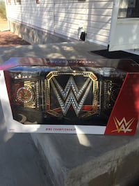 black and red leather belt with box Tucson, 85735