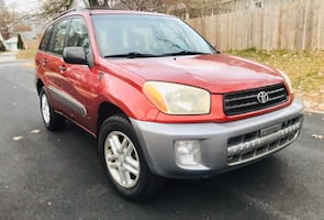 2002 Toyota RAV4 ' Clean title ' Priced below value