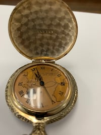 Collectible Columbus Discovers America Pocket Watch.